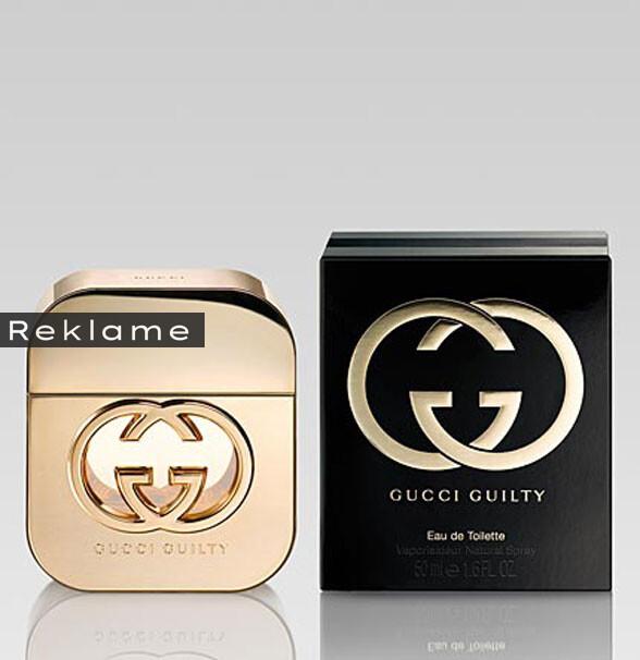 Spar penge på den populære parfume Gucci Guilty ved at købe den i Tyskland.